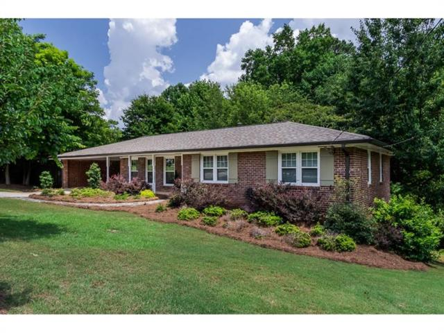 2893 Sumac Drive, Dunwoody, GA 30360 (MLS #6041577) :: Buy Sell Live Atlanta