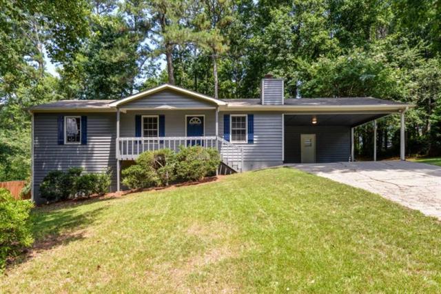 275 Chief Vann Drive, Alpharetta, GA 30004 (MLS #6041586) :: North Atlanta Home Team