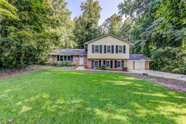 3364 Sherrod Drive SW, Marietta, GA 30060 (MLS #6041640) :: North Atlanta Home Team