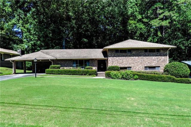 1542 High Haven Court NE, Atlanta, GA 30329 (MLS #6041650) :: RE/MAX Paramount Properties