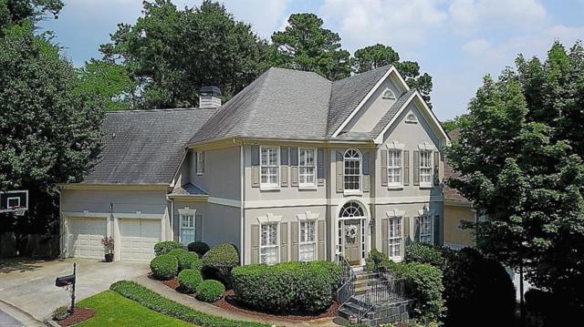 1866 Childers Place NE, Atlanta, GA 30324 (MLS #6041660) :: RE/MAX Paramount Properties