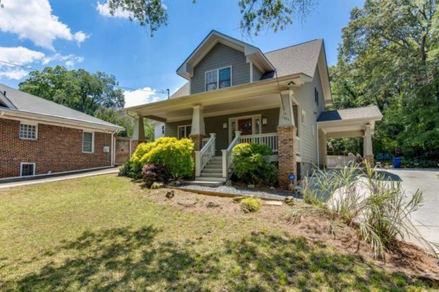 1295 Hardee Street, Atlanta, GA 30307 (MLS #6041692) :: Kennesaw Life Real Estate