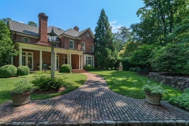 58 Finch Forest Trail, Sandy Springs, GA 30327 (MLS #6041758) :: Iconic Living Real Estate Professionals