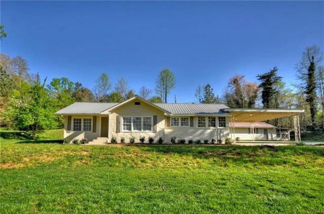 2658 Highway 53 W, Jasper, GA 30143 (MLS #6041760) :: North Atlanta Home Team