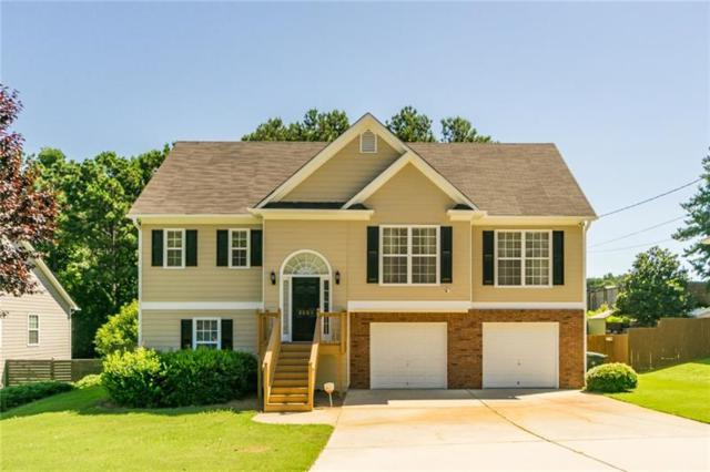 3025 NW Kennesaw Drive, Kennesaw, GA 30152 (MLS #6041763) :: RE/MAX Paramount Properties