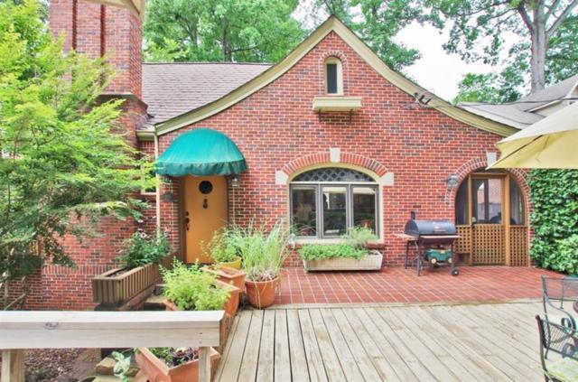 778 Brookridge Drive, Atlanta, GA 30306 (MLS #6041791) :: RE/MAX Paramount Properties