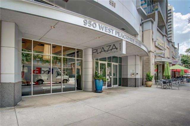 950 W Peachtree Street NW #1005, Atlanta, GA 30309 (MLS #6041911) :: RE/MAX Paramount Properties