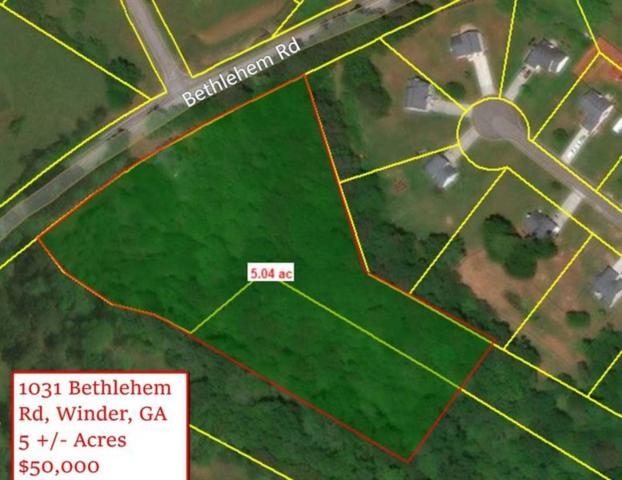 1031 Bethlehem Road, Winder, GA 30680 (MLS #6042063) :: RE/MAX Paramount Properties