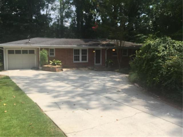 2530 Warwick Circle NE, Atlanta, GA 30345 (MLS #6042125) :: Iconic Living Real Estate Professionals