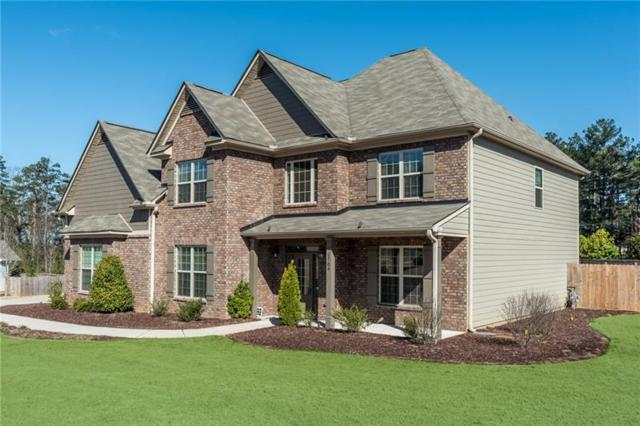 1709 Archer Estates Drive NW, Kennesaw, GA 30152 (MLS #6042157) :: The Hinsons - Mike Hinson & Harriet Hinson