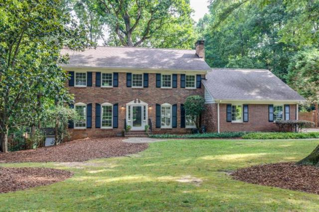 1682 Kellogg Springs Drive, Dunwoody, GA 30338 (MLS #6042207) :: The Cowan Connection Team