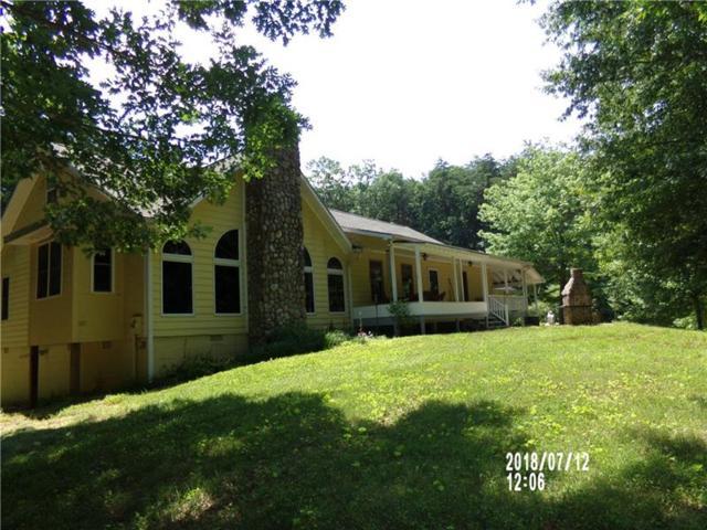 346 Dickerson Drive, Ellijay, GA 30536 (MLS #6042215) :: RE/MAX Prestige