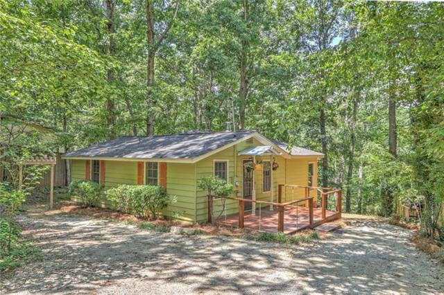 4921 Odell Drive, Gainesville, GA 30504 (MLS #6042223) :: The North Georgia Group