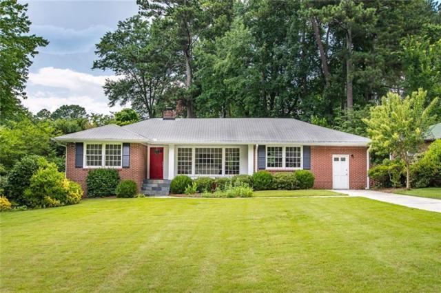 1301 Amanda Circle, Decatur, GA 30033 (MLS #6042316) :: RE/MAX Paramount Properties