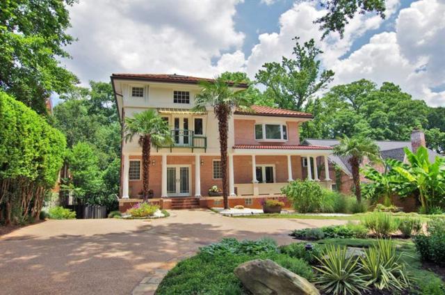 1216 E Rock Springs Road NE, Atlanta, GA 30306 (MLS #6042327) :: Kennesaw Life Real Estate
