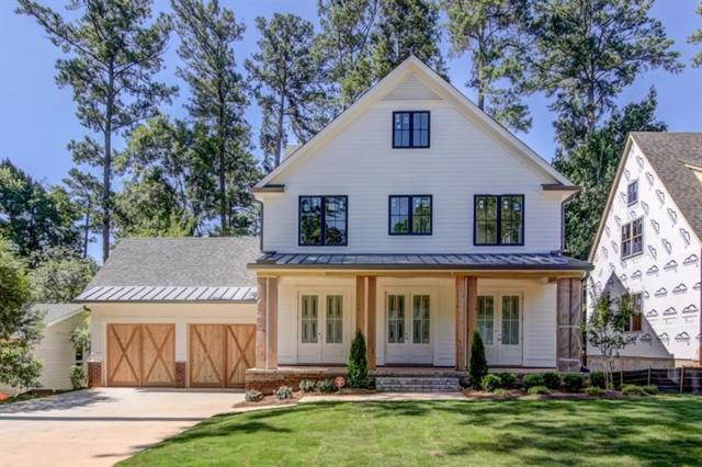 463 Brookfield Drive NE, Sandy Springs, GA 30342 (MLS #6042396) :: Buy Sell Live Atlanta