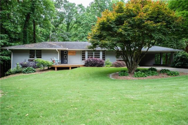 1043 Lakeshore Drive, Avondale Estates, GA 30002 (MLS #6042409) :: RCM Brokers