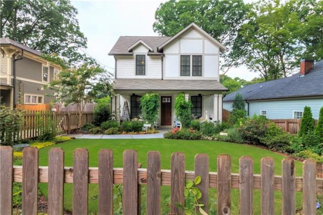 173 Dearborn Street SE, Atlanta, GA 30317 (MLS #6042527) :: Kennesaw Life Real Estate