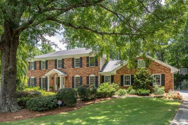 1301 Wyntercreek Road, Dunwoody, GA 30338 (MLS #6042546) :: Buy Sell Live Atlanta