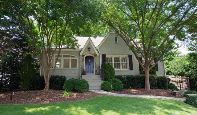 1600 Johnson Road NE, Atlanta, GA 30306 (MLS #6042618) :: Kennesaw Life Real Estate