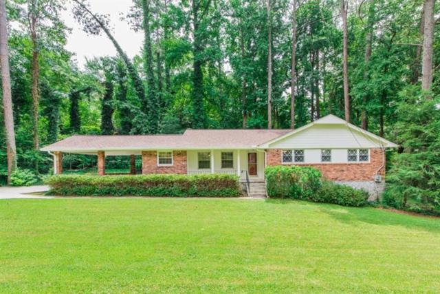 1775 N Holly Lane NE, Atlanta, GA 30329 (MLS #6042621) :: RE/MAX Paramount Properties