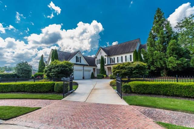 2791 Tarpley Place NW, Kennesaw, GA 30152 (MLS #6042695) :: Iconic Living Real Estate Professionals