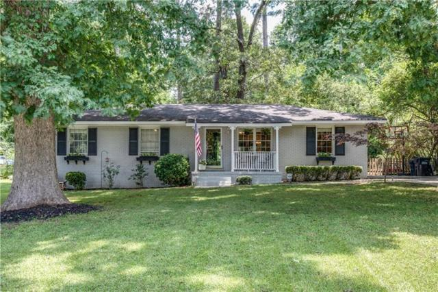 465 Concord Woods Drive, Smyrna, GA 30082 (MLS #6042748) :: The Cowan Connection Team