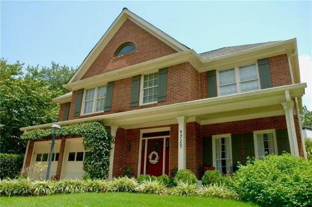 4729 Woodland Brook Court SE, Atlanta, GA 30339 (MLS #6042749) :: Charlie Ballard Real Estate