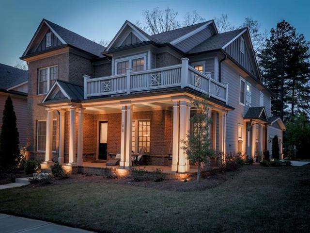 1010 Birchdale Drive, Milton, GA 30004 (MLS #6042890) :: North Atlanta Home Team