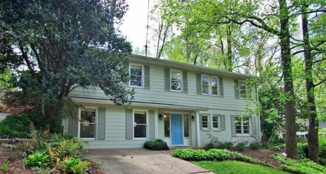 2315 Wilson Woods Drive, Decatur, GA 30033 (MLS #6042910) :: RE/MAX Paramount Properties