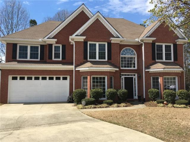 125 Milton Ridge Court, Alpharetta, GA 30022 (MLS #6042923) :: North Atlanta Home Team