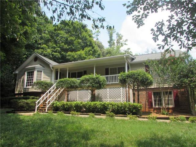135 Junaluska Drive, Woodstock, GA 30188 (MLS #6042929) :: The Hinsons - Mike Hinson & Harriet Hinson