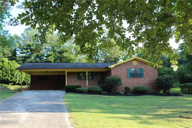 293 S Sequoyah Circle NE, Calhoun, GA 30701 (MLS #6042954) :: Willingham Group