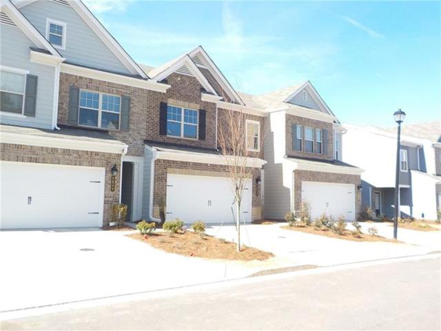 2498 Village Park Bend #124, Duluth, GA 30096 (MLS #6043125) :: RE/MAX Paramount Properties