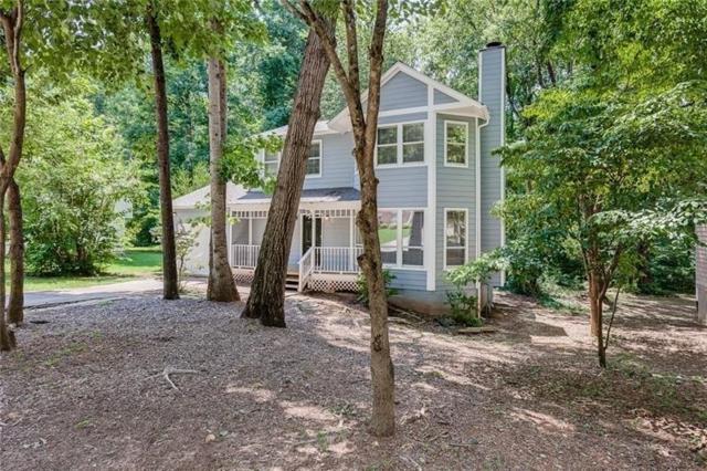 811 Greenhedge Drive, Stone Mountain, GA 30088 (MLS #6043335) :: RE/MAX Paramount Properties