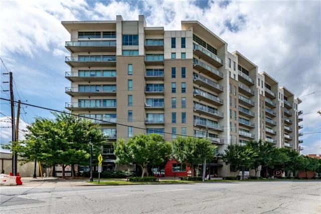 1100 Howell Mill Road NW #513, Atlanta, GA 30318 (MLS #6043353) :: The Hinsons - Mike Hinson & Harriet Hinson