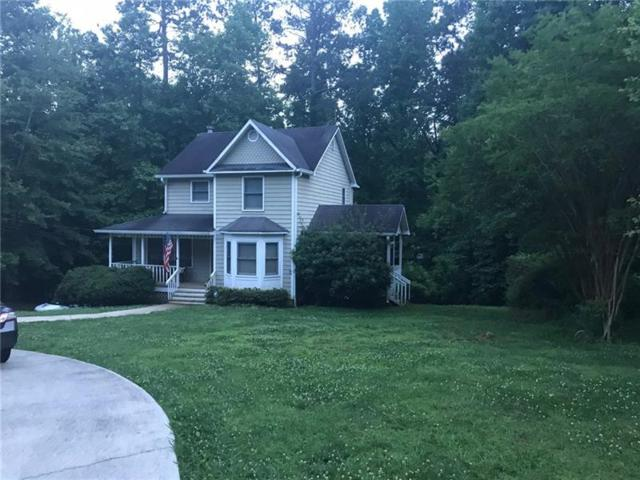 170 Piney Ridge Road, Jasper, GA 30143 (MLS #6043369) :: Willingham Group