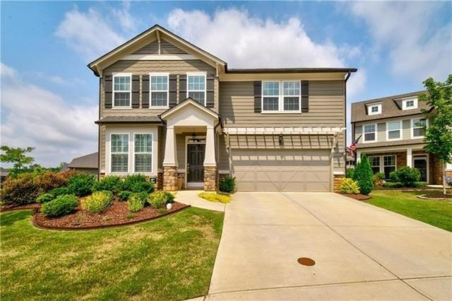 555 Lost Creek Drive, Woodstock, GA 30188 (MLS #6043406) :: The Cowan Connection Team