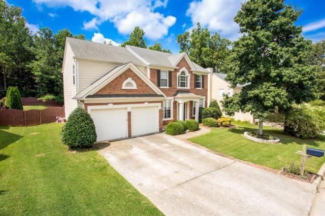 3407 Spindletop Drive NW, Kennesaw, GA 30144 (MLS #6043424) :: RE/MAX Paramount Properties