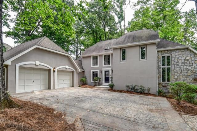 3895 Chaucer Wood NE, Brookhaven, GA 30319 (MLS #6043462) :: The Hinsons - Mike Hinson & Harriet Hinson