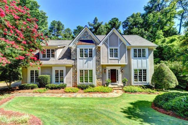 5892 Revington Drive, Peachtree Corners, GA 30092 (MLS #6043574) :: Buy Sell Live Atlanta