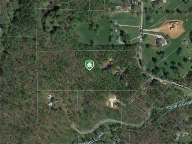 611 Beavers Road, Canton, GA 30115 (MLS #6043594) :: Path & Post Real Estate