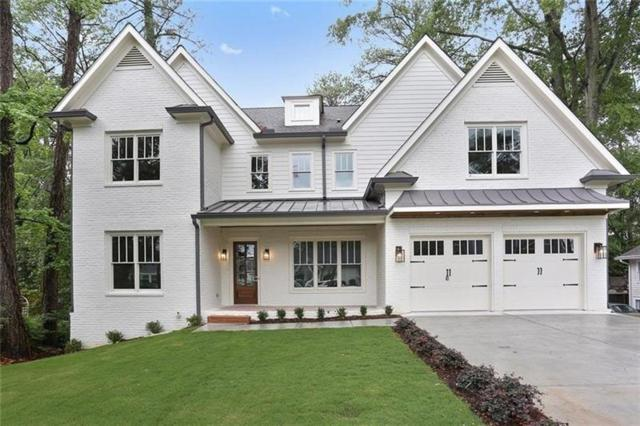 2298 Briarwood Hills Drive NE, Brookhaven, GA 30319 (MLS #6043609) :: Iconic Living Real Estate Professionals