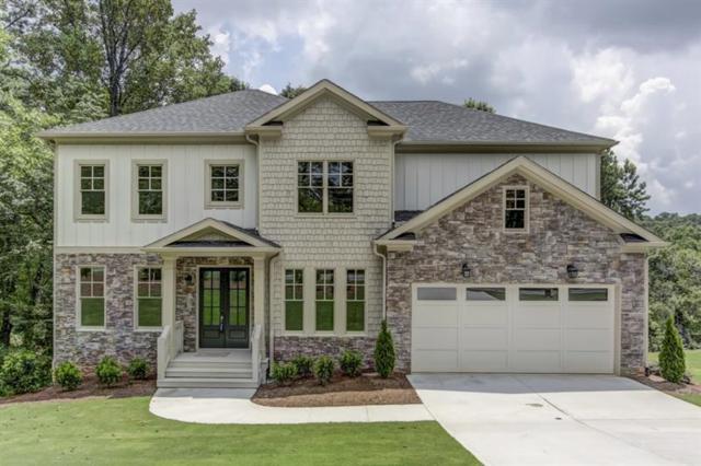 3846 Wesley Chapel Road, Marietta, GA 30062 (MLS #6043667) :: Iconic Living Real Estate Professionals