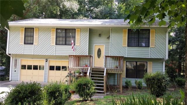 427 Ridgetop Drive NW, Acworth, GA 30102 (MLS #6043670) :: RE/MAX Paramount Properties