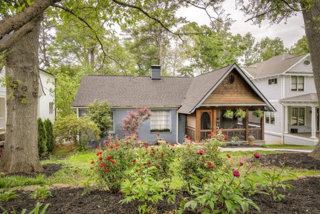 132 Brower Street, Decatur, GA 30030 (MLS #6043681) :: Iconic Living Real Estate Professionals