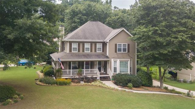 1337 Velvet Creek Way SW, Marietta, GA 30008 (MLS #6043762) :: RE/MAX Paramount Properties