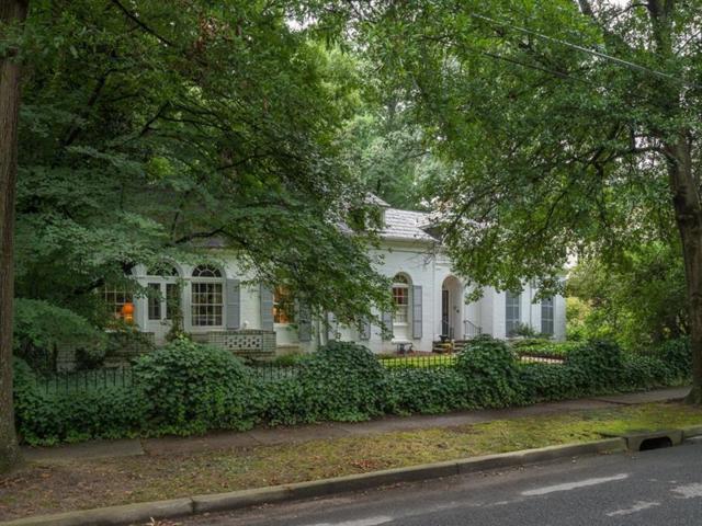 21 Montclair Drive NE, Atlanta, GA 30309 (MLS #6043806) :: Charlie Ballard Real Estate