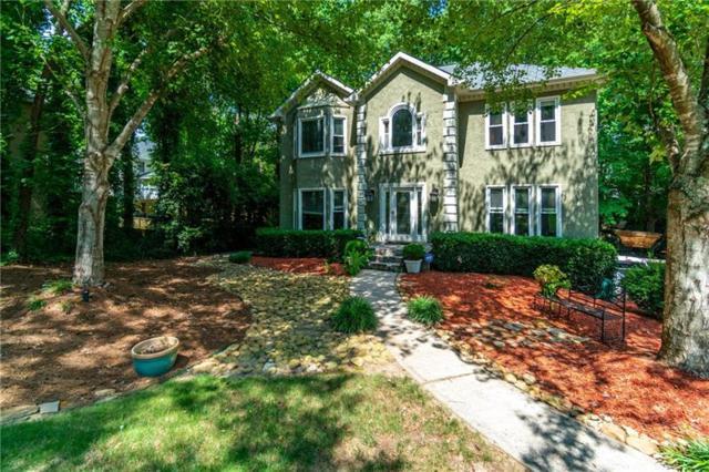 4528 Club House Drive, Marietta, GA 30066 (MLS #6043834) :: The Bolt Group