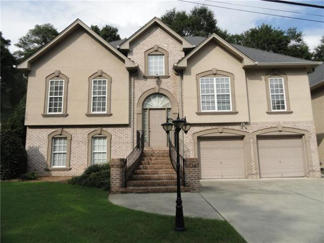 1052 Holly Drive, Gainesville, GA 30501 (MLS #6043857) :: The Russell Group